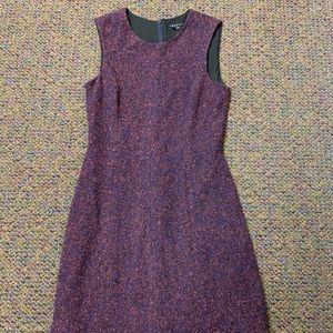 Theory Tweed Dress